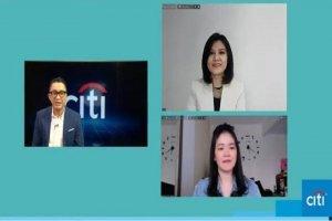 Webinar Edukasi Literasi Citibank - Pentingnya Kalangan Milenial Cerdas dalam Literasi Keuangan
