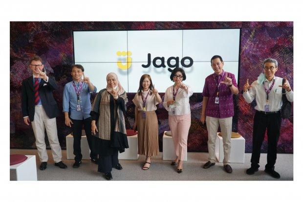 bank jago, gojek, rights issue, saham, bank kecil, bank, perbankan, swf singapura