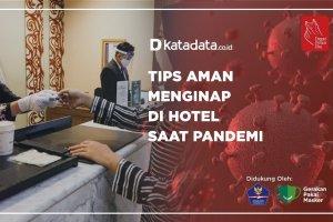 Tips Aman Menginap di Hotel Saat Pandemi