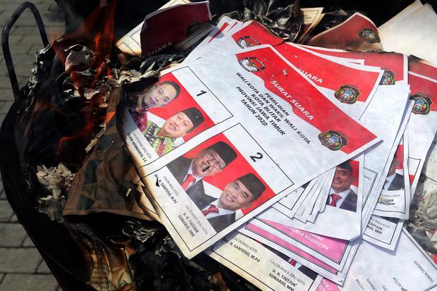 KPU, Jokowi, bawaslu