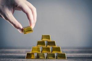 Ilustrasi harga emas