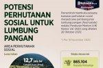 Infografik_Potensi perhutanan sosial untuk lumbung pangan