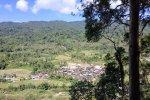 Foto Udara Hutan Adat Masyarakat Rantai Kermas