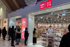 Gerai Miniso pertama di Iceland. Miniso Group Holding Ltd akan ekspansi dengan membuka toko mainan tahun ini.