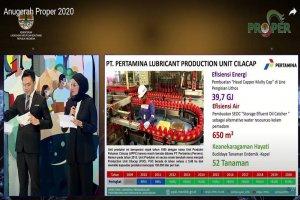 PT Pertamina Lubricant Production Unit Gresik