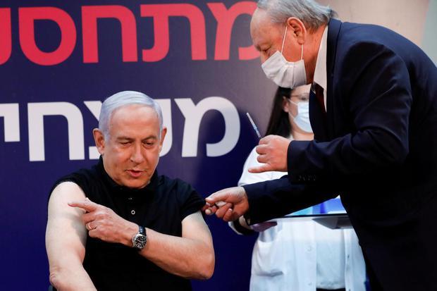 vaksin virus corona, vaksinasi covid 19, israel