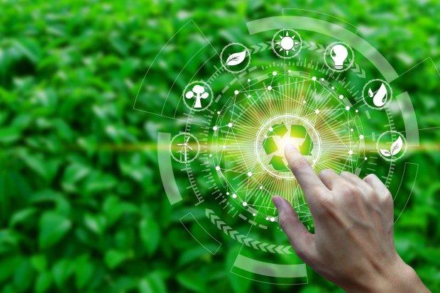 Ilustrasi Sustainable Development