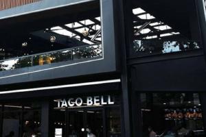 Ilustrasi gerai Taco Bell pertama di Indonesia. Brand waralaba asal AS,Taco Bell ekspansi perdana di Asia Tenggara.
