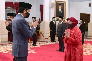 Pelantikan Menteri dan Wakil Menteri