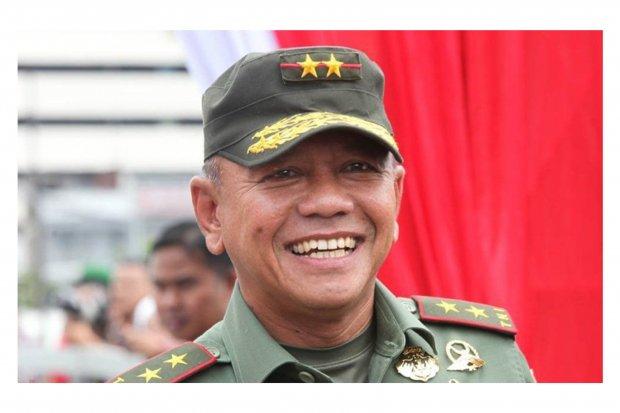 Wakil Menteri Pertahanan Letjen TNI Muhammad Herindra