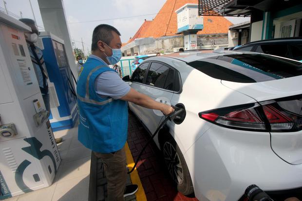 baterai listrik, investasi, mobil listrik, kendaraan listrik, bkpm,