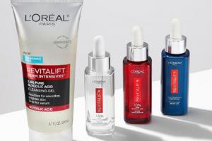 Ilustrasi produk kosmetik L'oreal. Brand Prancis, L'oreal baru saja mengakuisisi merek skincare Jepang, Takami Co.untuk memperkuat posisi perusahaan