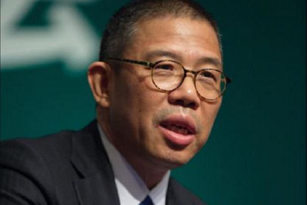 Zhong Shanshan, taipan Tiongkok pemilik perusahaan air minum Nong Fu Spring menjadi orang terkaya di Asia.