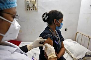 HEALTH-CORONAVIRUS/INDIA-VACCINE