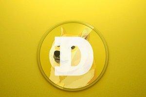 Ilustrasi Dogecoin