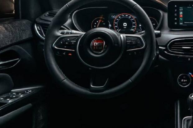 Ilustrasi mobil Fiat. Produsen mobil Fiat Chrysler dan PSA Group resmi merger.