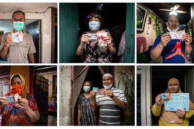 PENYALURAN BANTUAN SOSIAL TUNAI DI JAKARTA