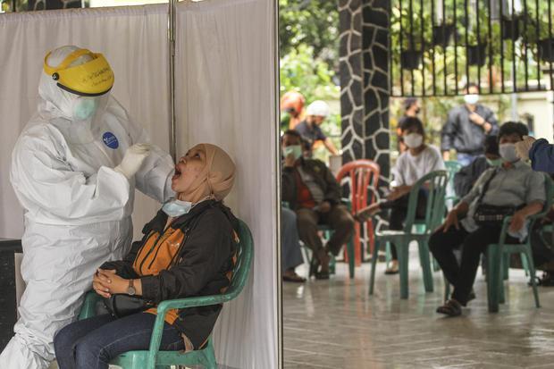 virus corona, covid-19, pandemi corona, pandemi, jakarta, gerakan 3M