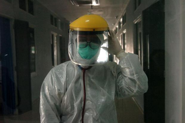 covid-19, virus corona, pandemi corona, pandemi, jakarta, gerakan 3m