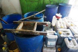Biodiesel UCO
