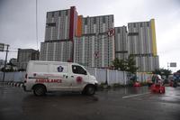 RS RUJUKAN COVID-19 JAKARTA SEGERA PENUH