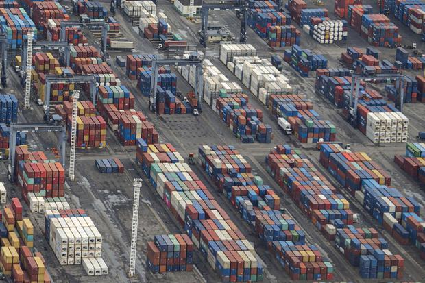ekspor, impor, perjanjian dagang, rcep