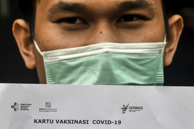 covid-19, virus corona, pandemi corona, pandemi, jakarta, gerakan 3M, vaksin virus corona
