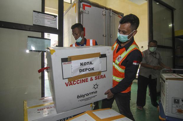 vaksin, covid-19, daerah