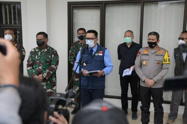 Rumah Sakit Darurat Covid-19 di Jawa Barat