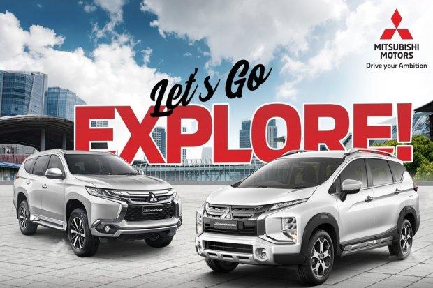 Promo Mitsubishi Januari
