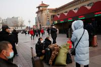 CHINA-ECONOMY/WORKERS