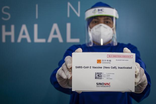 Kominfo: 2.150 Hoaks Vaksin Corona, Salah Satunya Dipasang Cip Pelacak