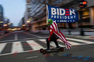 USA-BIDEN/INAUGURATION