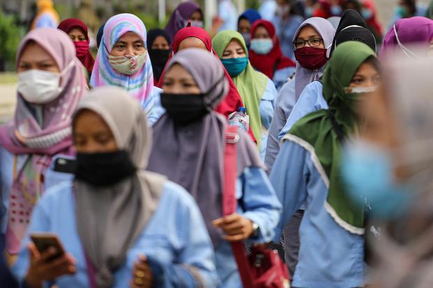 ANGKA PENGANGGURAN DI INDONESIA MENINGKAT AKIBAT COVID-19
