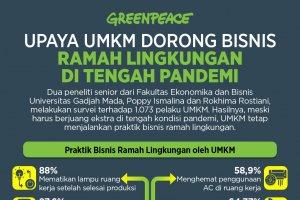 Upaya UMKM Dorong Bisnis Ramah Lingkungan