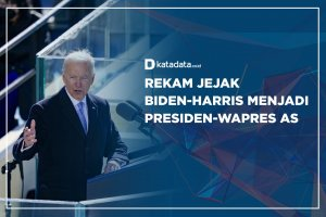 Rekam Jejak Biden-Harris Menjadi Presiden-Wapres AS