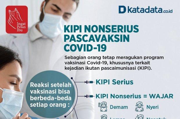 Poster Satgas KIPI Nonserius