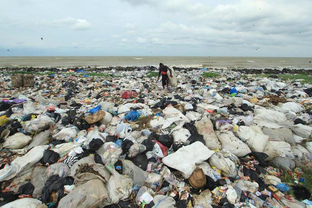 Coca-Cola, Sprite, KLHK, sampah plastik, daur ulang