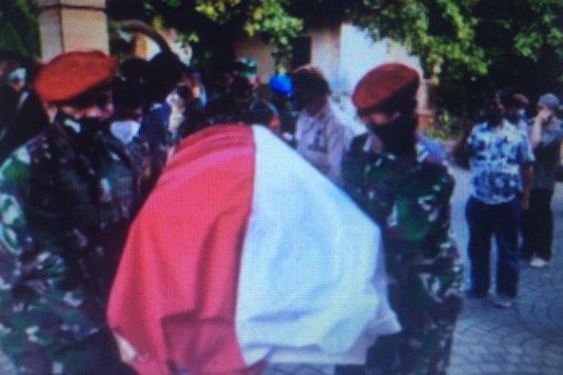 Mantan KSAD Jenderal TNI (Purn) Wismoyo Arismunandar meninggal dunia pada Kamis (28/1). (Foto: Instagram Penerangan Kopassus).