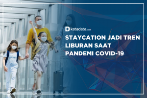 Staycation Jadi Tren Liburan Kala Pandemi