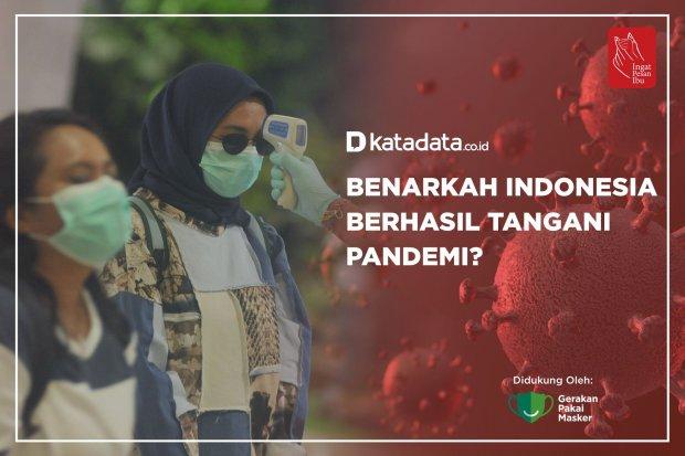 Benarkah Indonesia Berhasil Tangani Pandemi?