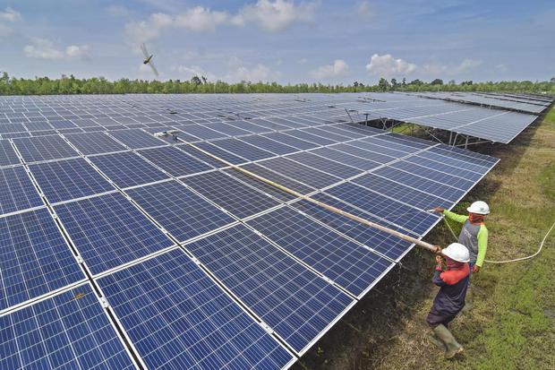 krisis energi, ebt, energi baru terbarukan