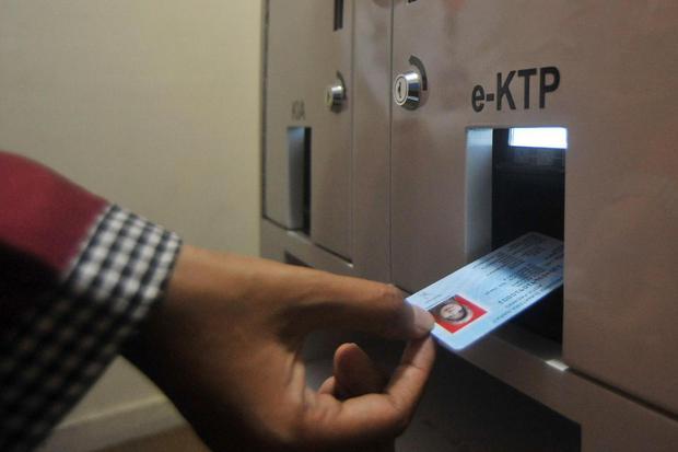 Pemerintah Target KTP Digital Diterapkan pada Semester II