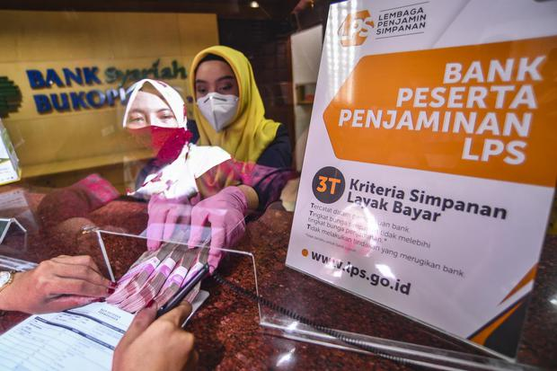 bank indonesia, suku bunga BI, kredit perbankan
