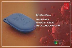 BluePass, Gadget Kecil Pelacak Covid-19