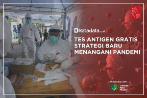 Tes Antigen Gratis, Startegi Baru Menangani Pandemi