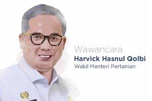 Wakil Menteri Pertanian Harvick Hasnul Qolbi