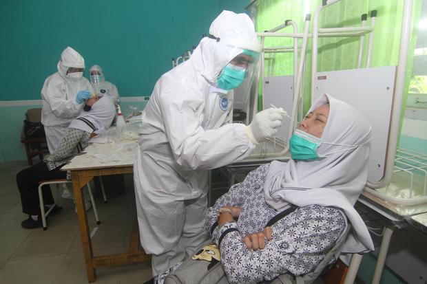 covid-19, virus corona, pandemi corona, pandemi, jakarta, gerakan 3M,