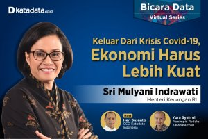 Sri Mulyani Keluar dari Krisis Covid-19, Ekonomi Harus Lebih Kuat