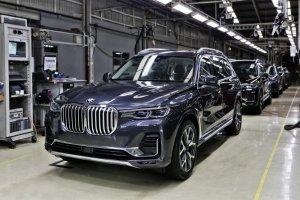 BMW X7 xDrive40i Opulence